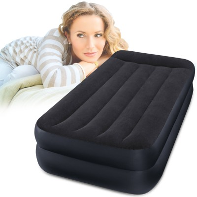 Nafukovacia posteľ Intex Pillow Rest Raised Twin (99 x 191 x 42 cm)