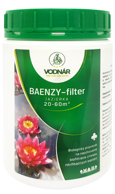 BAENZY - filter 20-60m3