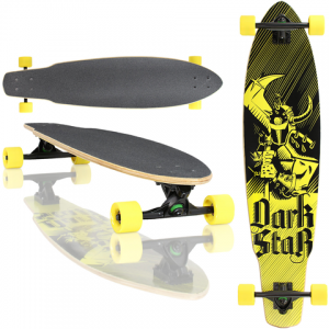 Longboard Terena Spikes Demon